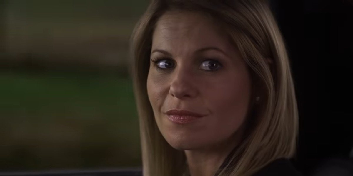 Candace Cameron Bure in Hallmark Channel's Finding Normal