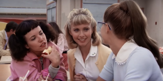 Grease Sandy Olsson Olivia Newton-John Jan Jamie Donnelly Paramount Pictures