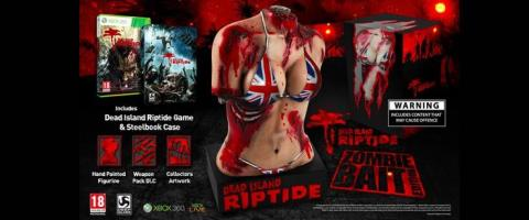 Island edition bait dead zombie