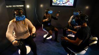 Multiplayer VR
