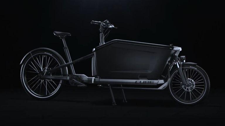 Cube cargo e-bike