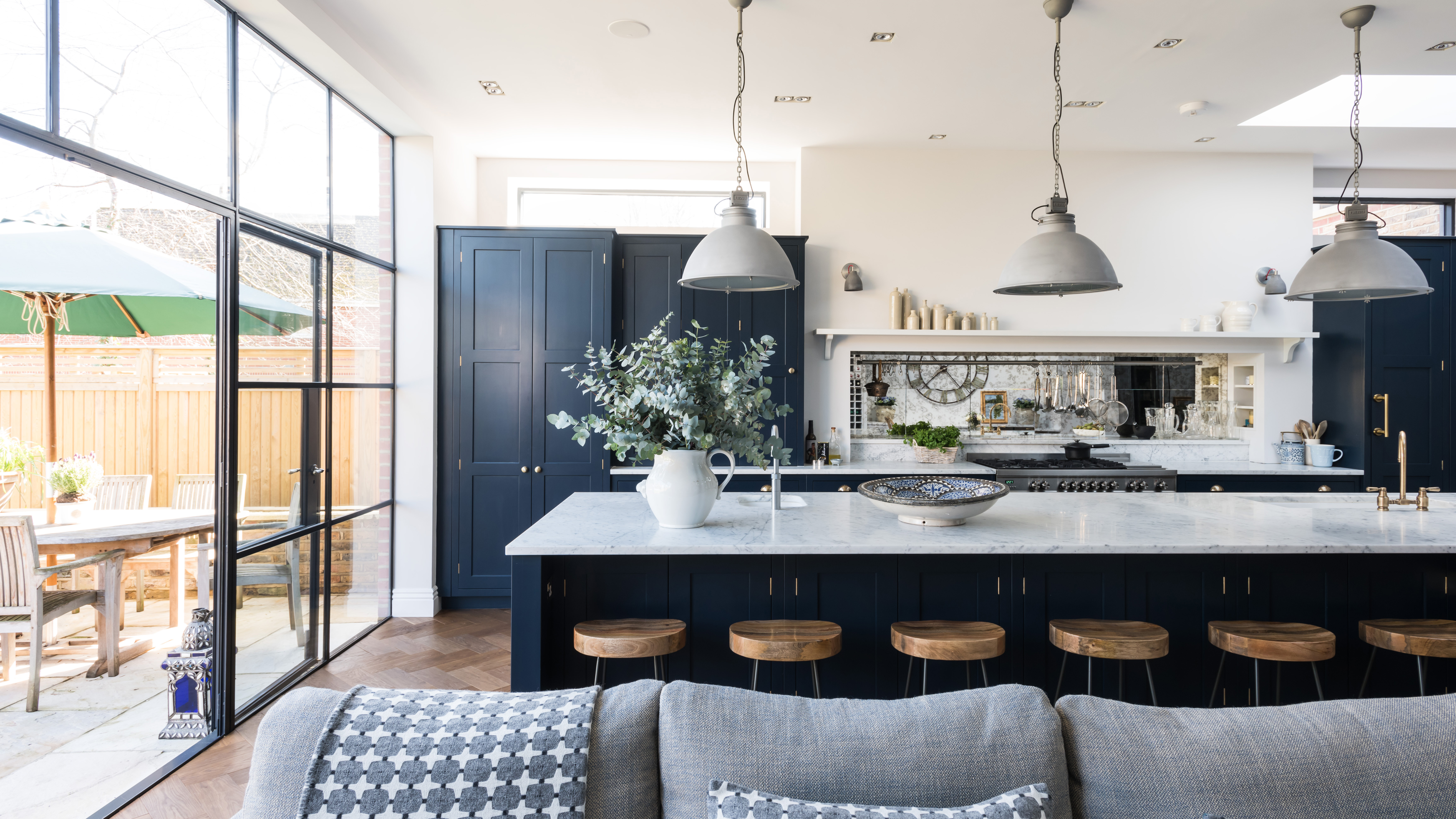 Open plan kitchen ideas 9 clever ways to create a hub for your ...
