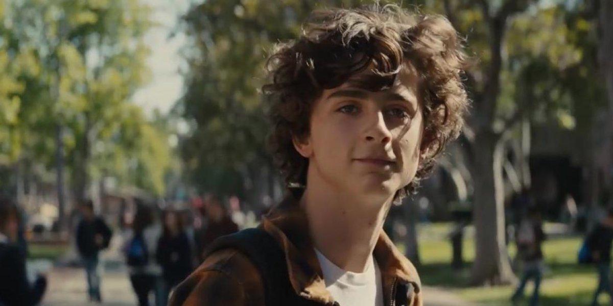 Timothée Chalamet in Beautiful Boy