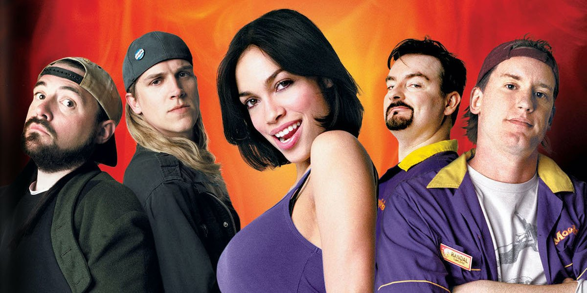 It's Clerks II's Anniversary, So Of Course Kevin Smith Has A VHS Story And Grateful Thoughts About His Career