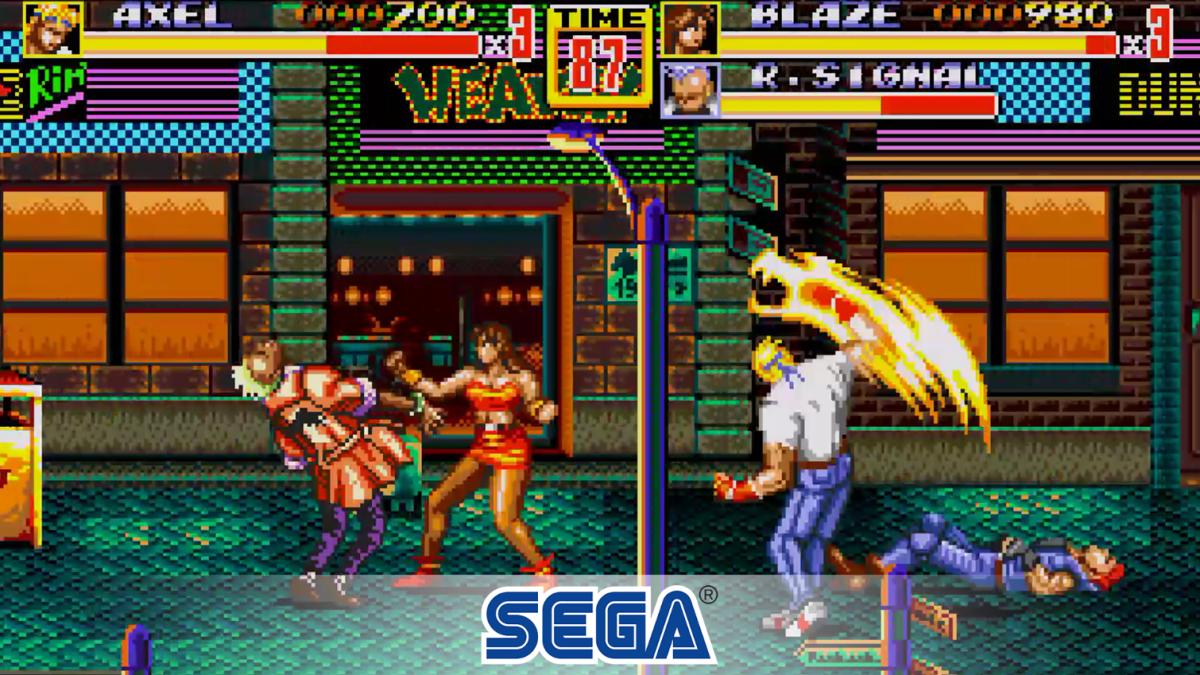 Sega Classics for Fire TV Is the Perfect Virtual Stocking Stuffer