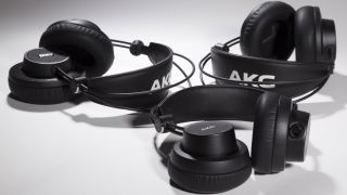 AKG releases K175, K245, K275 foldable studio headphones