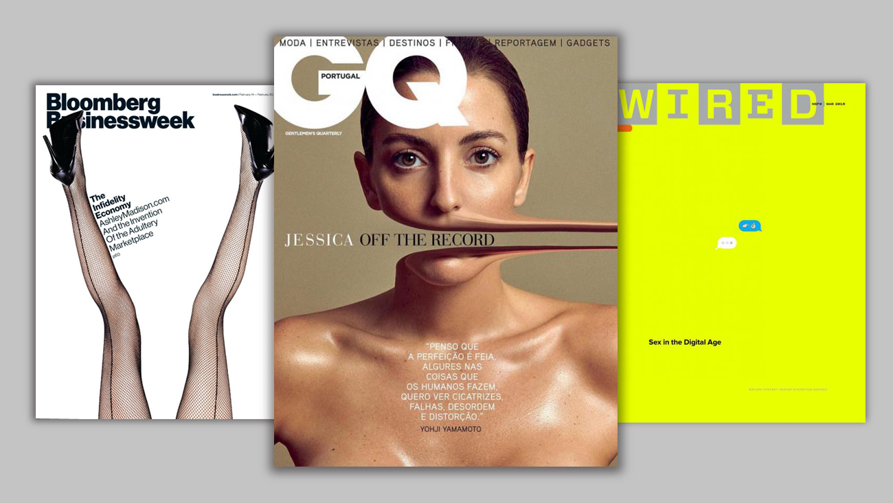10 ways to make your magazine cover stand out | Creative Bloq