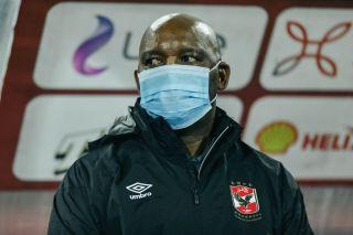Al Ahly coach Pitso Mosimane