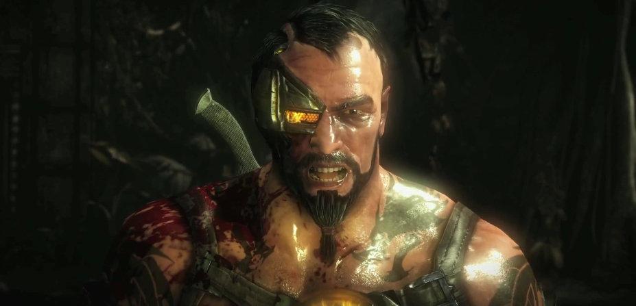 Mortal Kombat X Kano Trailer Pummels D'Vorah #31760