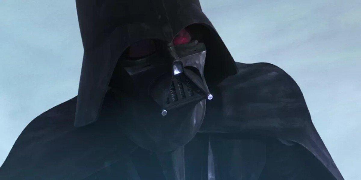 Darth Vader on Star Wars: The Clone Wars (2020)