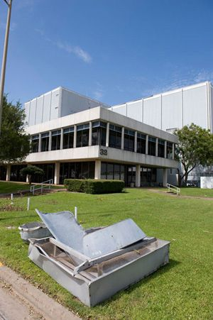 NASA's Johnson Space Center Reopens After Hurricane