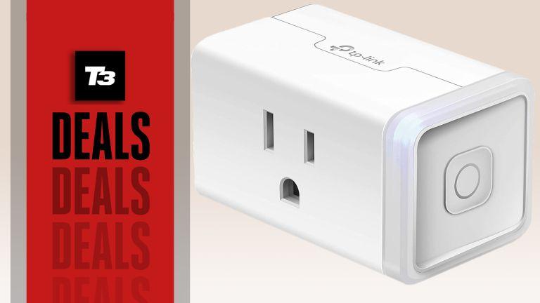 cheap smart plug deals tp link