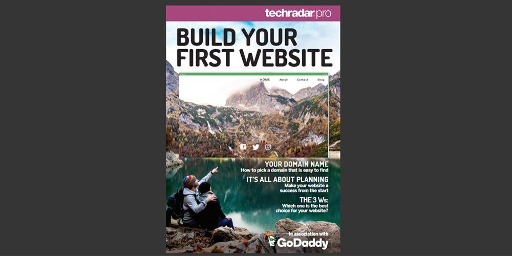 Techradar Pro teams up with GoDaddy to produce a web-hosting