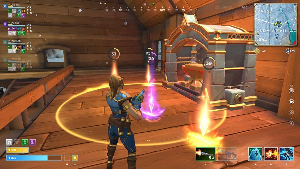 Hi Rez S Battle Royale Game Realm Royale Is Now Available