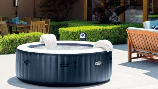 Save over $250 on inflatable hot tubs with this deal from Target