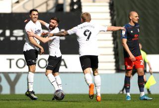 Derby County v Luton Town – Sky Bet Championship – Pride Park