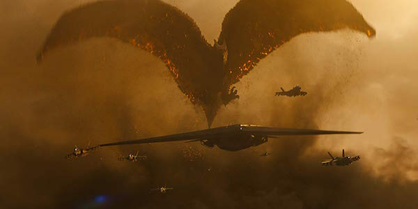 New Godzilla: King Of The Monsters Video Unleashes Rodan Onto The World