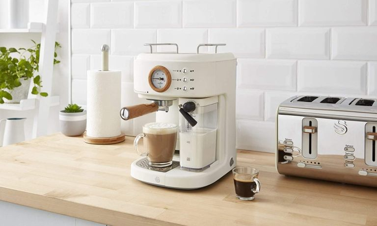 Swan Nordic One Touch Espresso Machine review