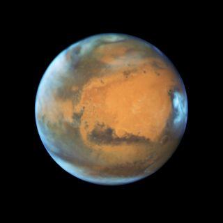Mars on May 12, 2016