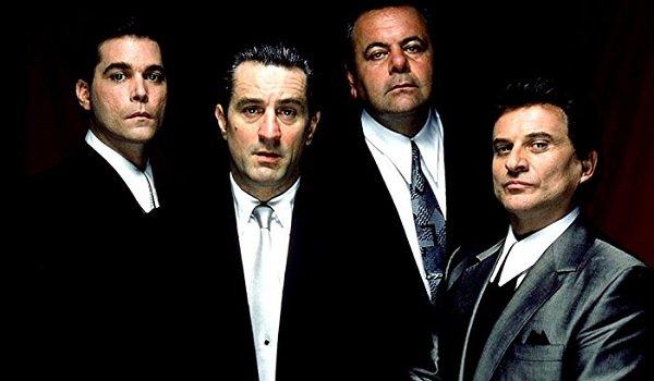 Goodfellas Ray Liotta Robert De Niro Paul Sorvino Joe Pesci cast line-up