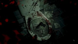 There's some free Resi 7 DLC on the way called Not A Hero and [SPOILERS] has fans arguing