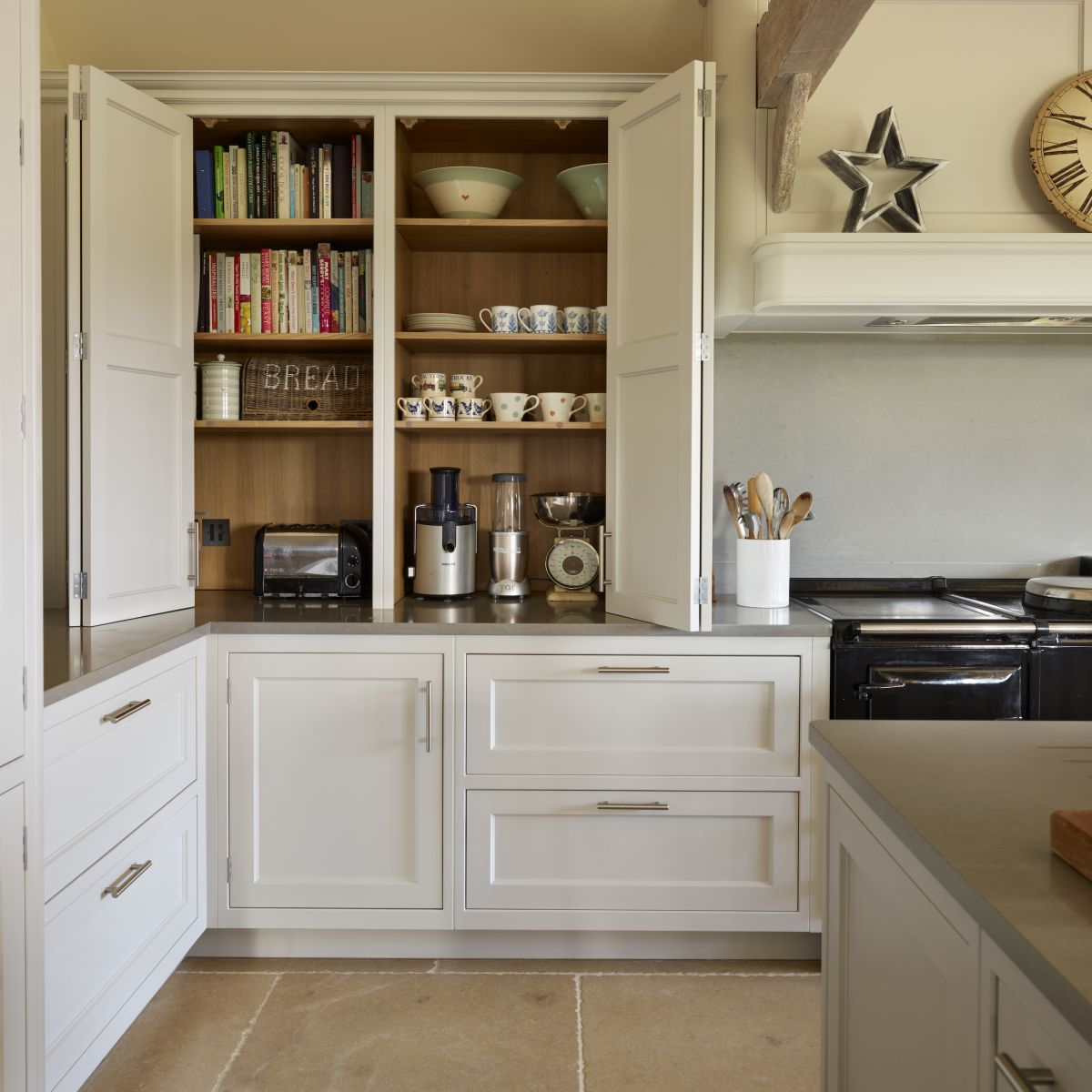 28 Stunning Kitchen Cabinet Designs Be Inspired With Our Round Up Of Ideas Real Homes