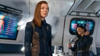 Keyla Detmer in Star Trek Discovery season 3