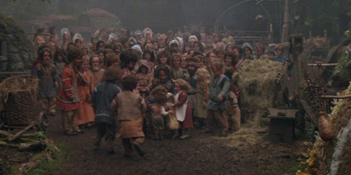 The Cast of Willow