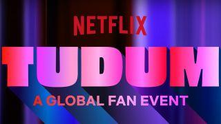 A promotional image for Netflix's global fan event Tudum