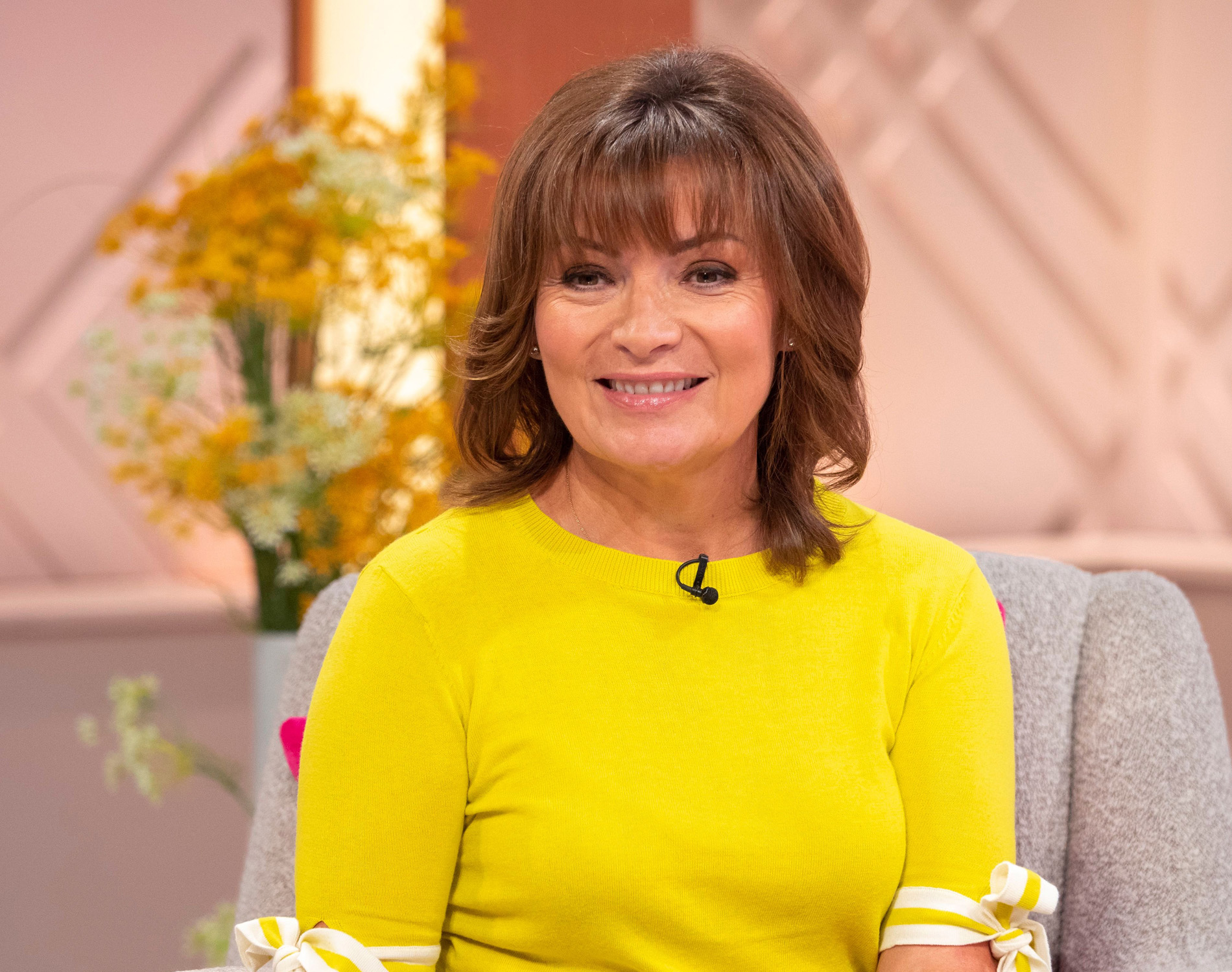 Lorraine Kelly reveals how she's coping with 'empty nest' syndrome since daughter Rosie left home pics