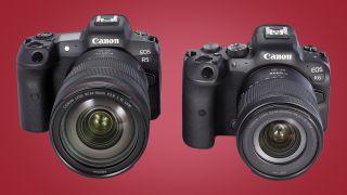 Canon EOS R5 vs R6