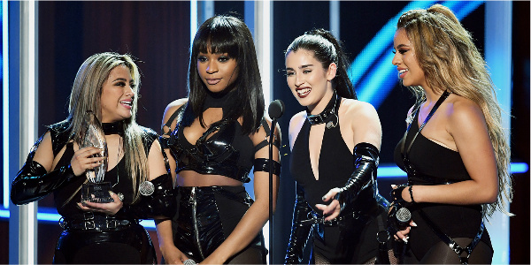 Fifth Harmony people's choice awards 2017