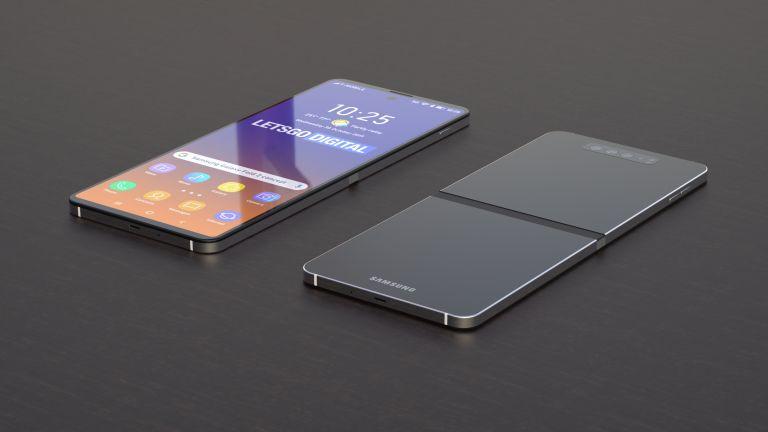 Samsung Galaxy Clamshell