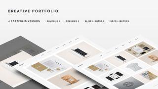 NOHO website template