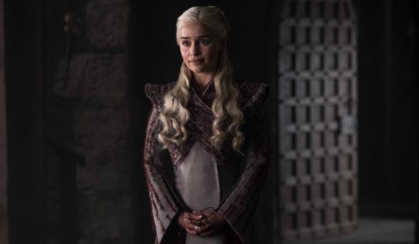 Game of Thrones Emilia Clarke Daenerys HBO
