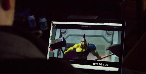 Planet Hulk in Ragnarok