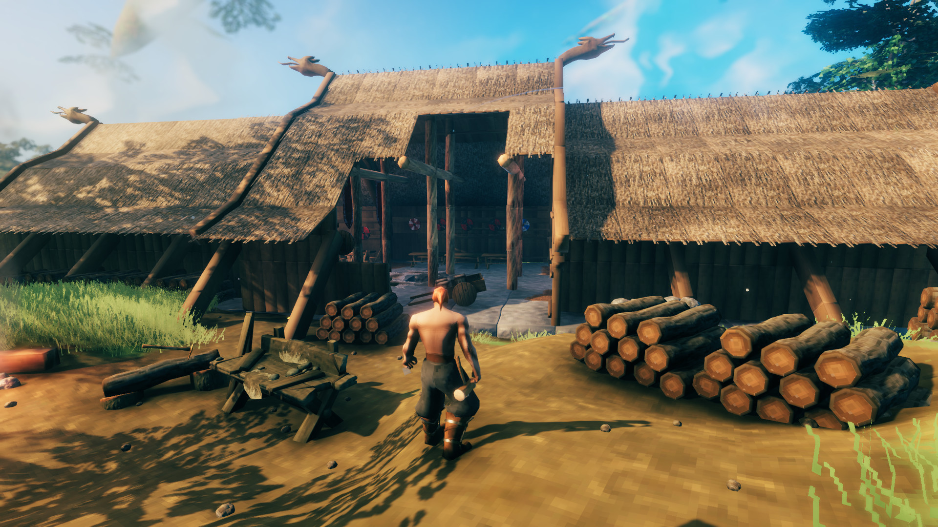 Valheim Plus mod adds shared map system, advanced building modes, and more