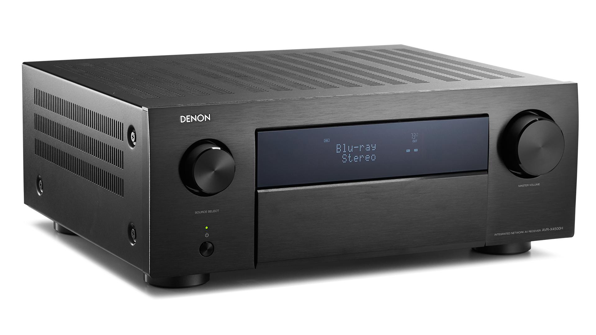 Denon AVR-X4500H review | What Hi-Fi?