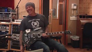 Watch Metallica write Moth Into Flame | Louder
