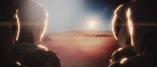 SpaceX's Mars Colony Vision