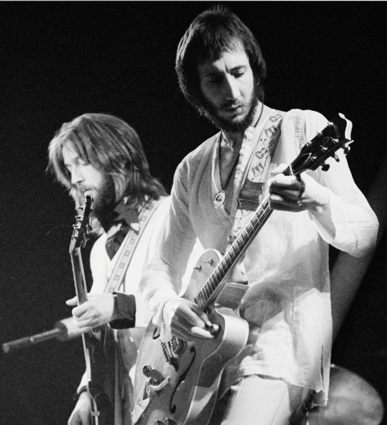 The secrets behind Pete Townshend's tone on The Who's Won't Get Fooled Again | Guitarworld