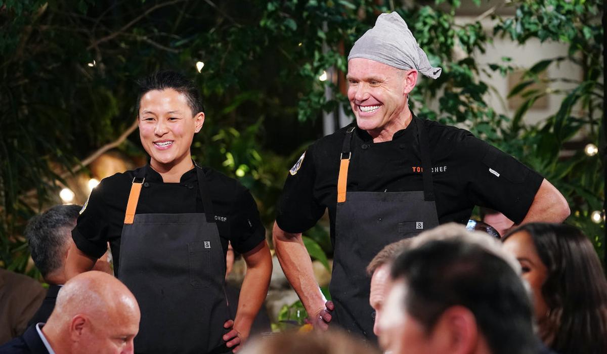 melissa king and brian malarkey top chef all stars: l.a.