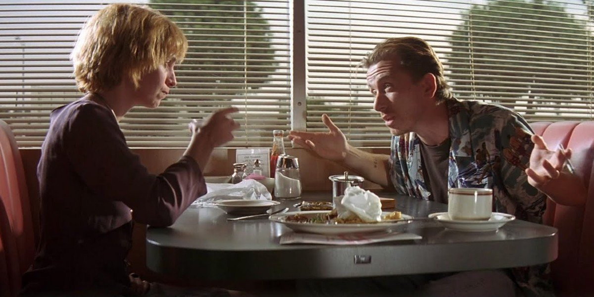 Amanda Plummer, Tim Roth - Pulp Fiction