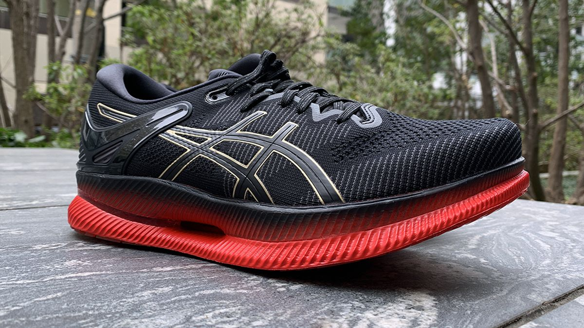 ASICS MetaRide review (first run verdict): a running shoe
