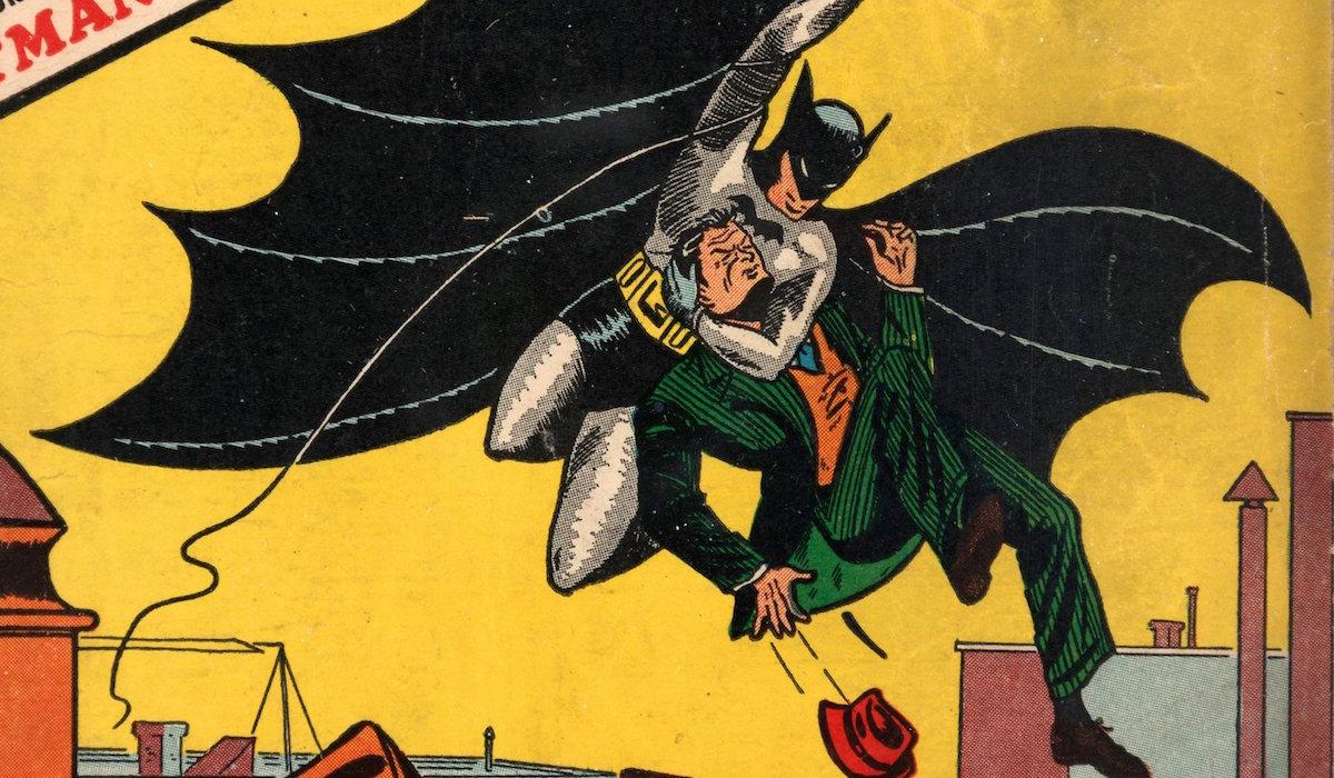 Batman in Detective Comics #27