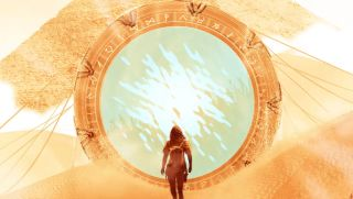 """Stargate Origins,"" a 10-episode prequel series to the Stargate science fiction franchise, will debut on MGM's Stargate Command digital streaming service launching in Fall 2017."