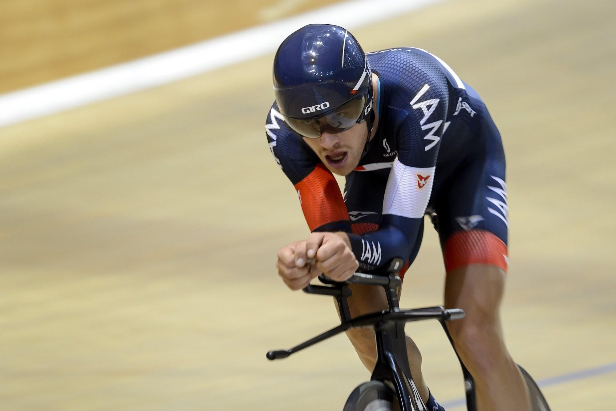 Matthias Brändle considering future attempt on Hour Record