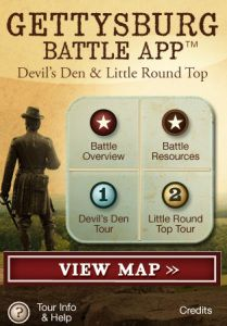Class Tech Tips: Gettysburg Virtual Tour