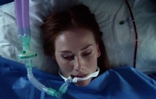 Jac Naylor needs surgery in Holby City