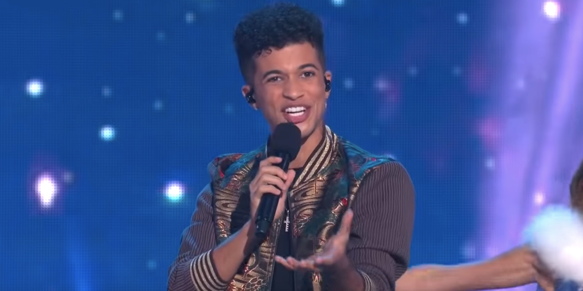 jordan fisher dancing with the stars 2018 abc
